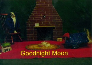 Olivia - Goodnight Moon 2 (with live bunnies)