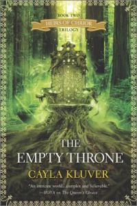 Empty Throne by Cayla Kluve