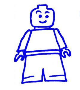 Lego contest icon