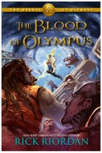 Blood of Olympus by Rick Riordan