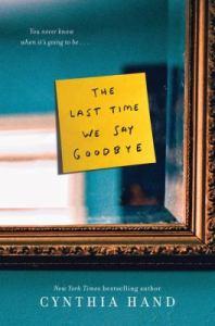 last time we say goodbye