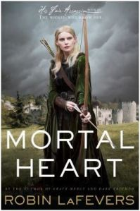 Mortal Heart by R LaFEVERS