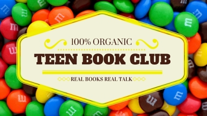 TEEN BOOK CLUB for blog