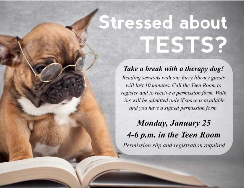 Paws to Read - 1-7-16