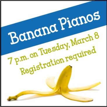 banana pianos