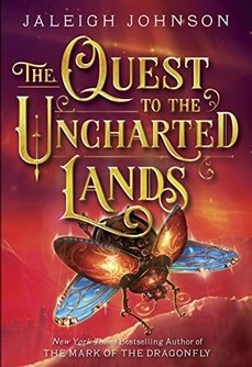 Read + Review: The Quest to Uncharted Lands by Jaleigh Johnson