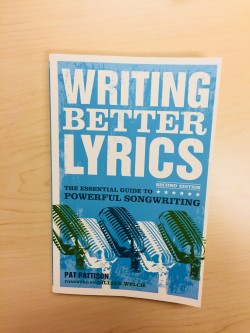 writing better lyrics book
